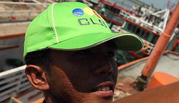 Equipe CLS projet indonésie météo MMS1