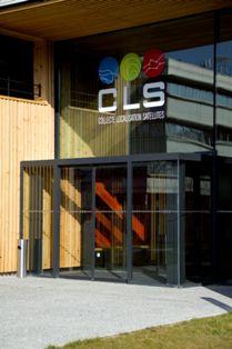 entrée bâtiment CLS