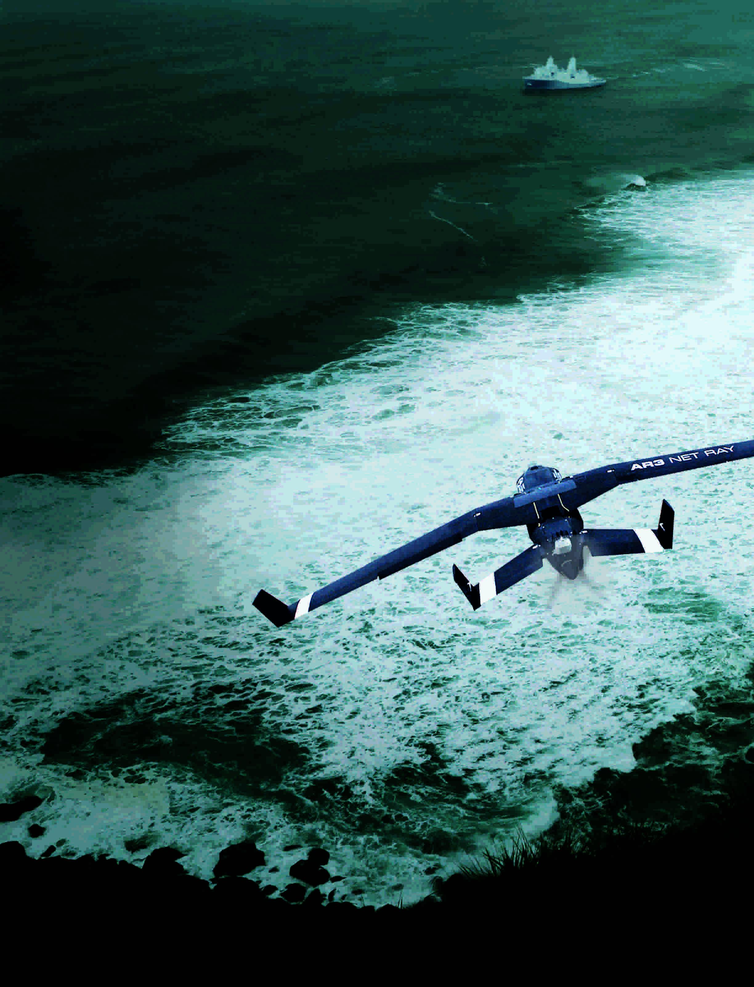 drones cls tekever