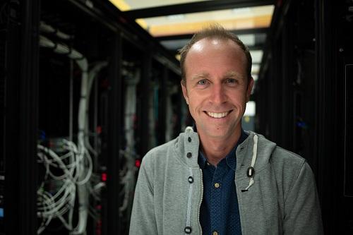 Gaëtan Fabritius Directeur de l'Innovation chez CLS