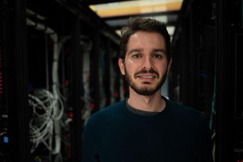 Jérémy Augot Datascientist chez CLS