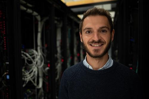 Régis Rauzy Datascientist chez CLS