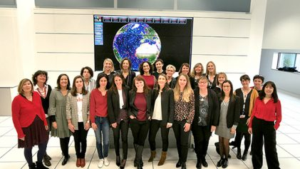 Femmes managers à CLS