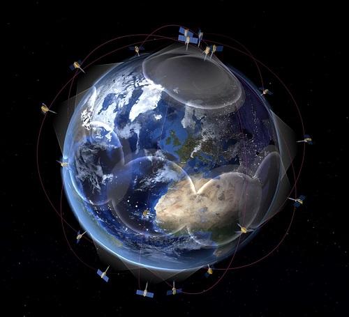 Future Kinéis constellation