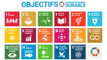 objectifs ONU développement durable