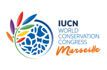 IUCN logo Marseille 2021