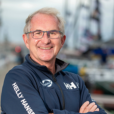 Jacques Caraes,Vendée Globe 2020 Race Director
