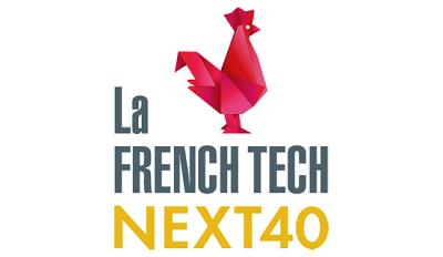logo la French Tech Next40