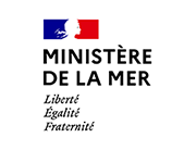 French Ministry of the Sea logo