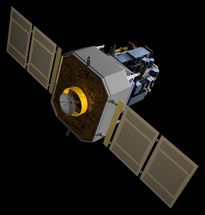observatoire solaire spatial SOHO