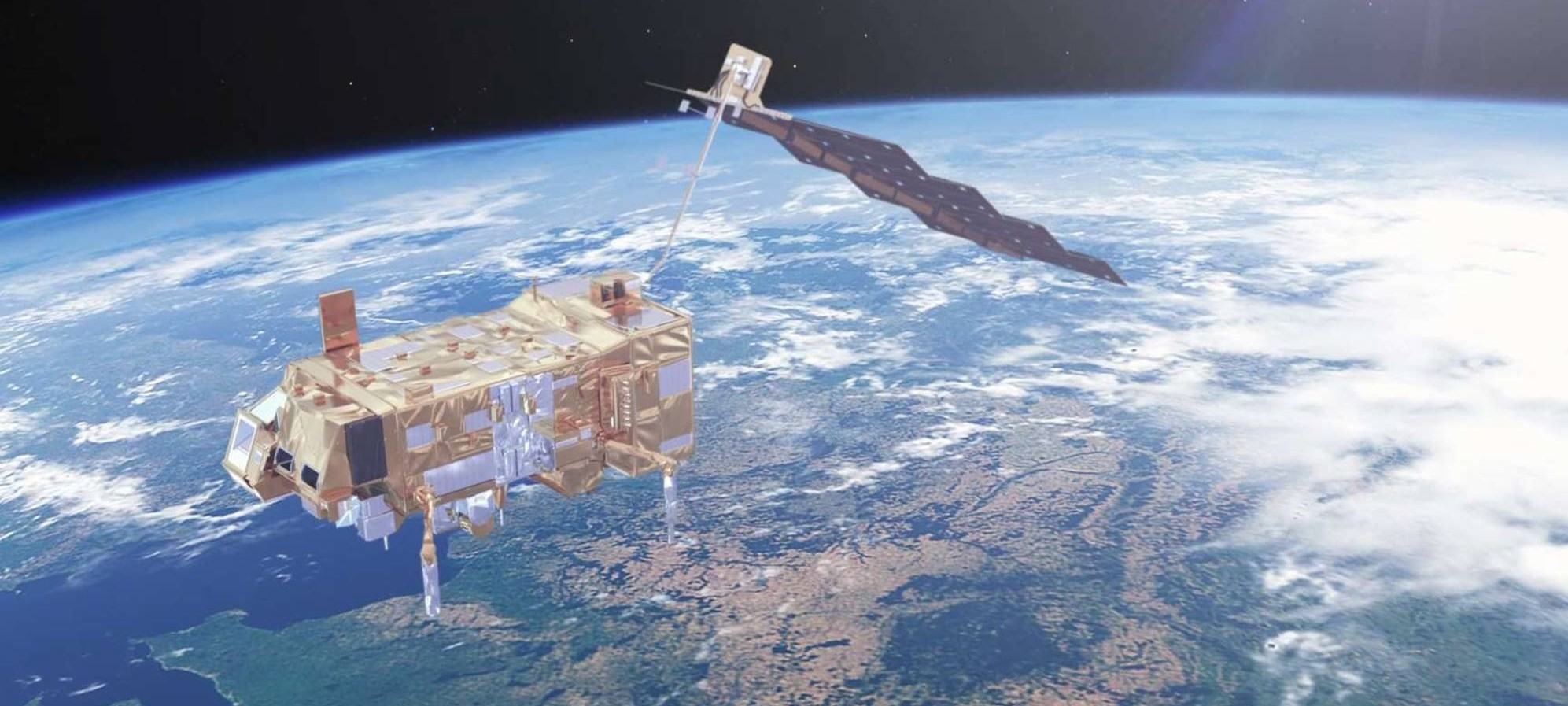 Satellite METOP-C