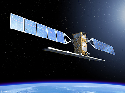 satellite sentinel-1