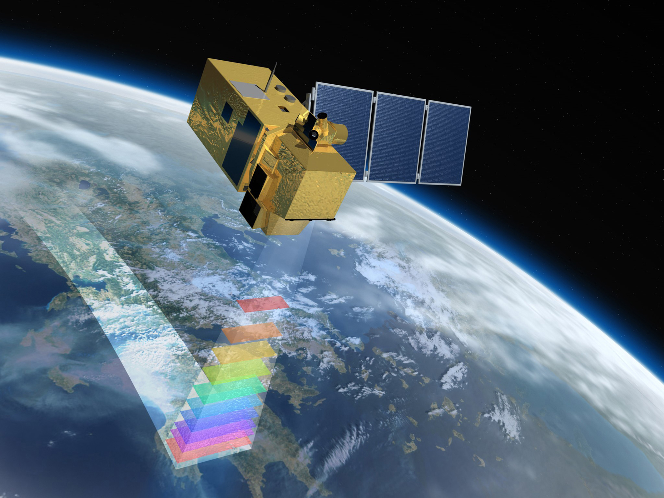 Sentinel-2 in orbit