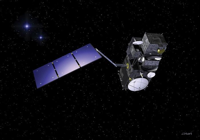 Sentinel 3 satellite