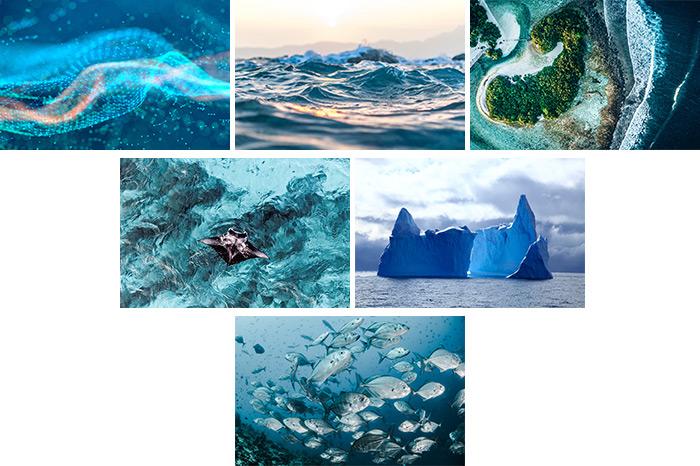 applications études scientifiques environnementales Sentinel-6