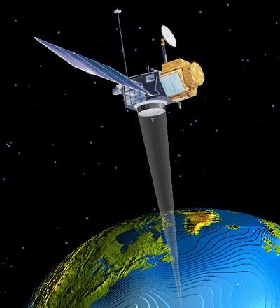 satellite TOPEX POSEIDON