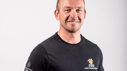 Kévin Escoffier, skippeur PRB Vendée Globe 2020