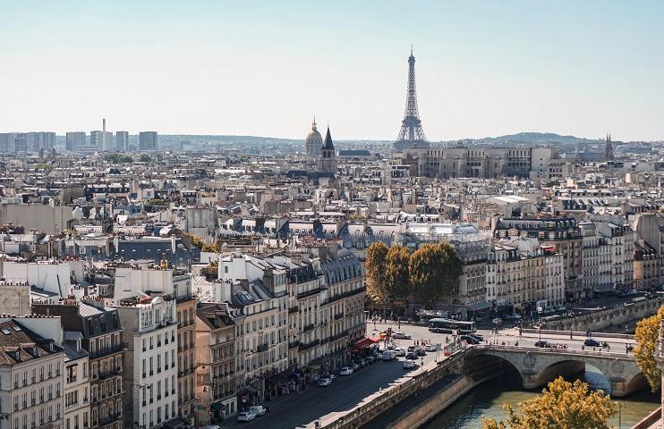 PARIS courtesy of Unsplash