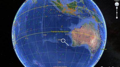 premier signal du nano satellite Angels