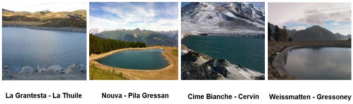 barrages Alpes