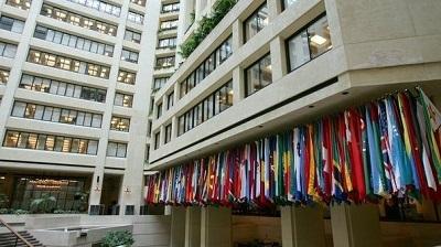 batiment Banque Mondiale
