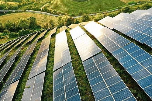 photovoltaic farms