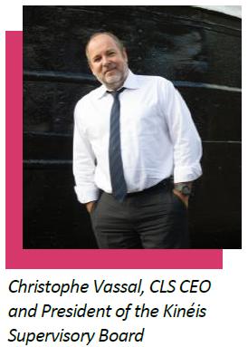 Christophe Vassal CLS