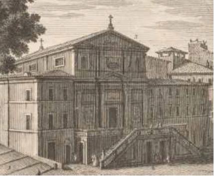 église San Giuseppe dei Falegnami