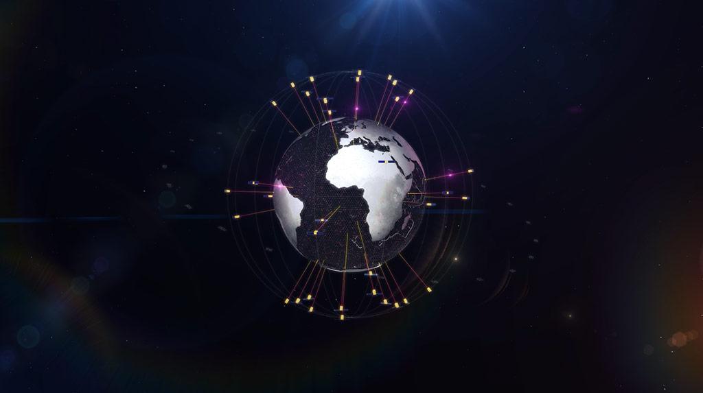 Constellation Kinéis