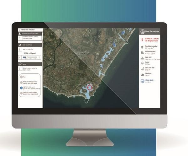 carte données satellite Pléiades