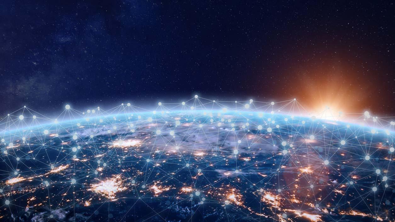 données et planète