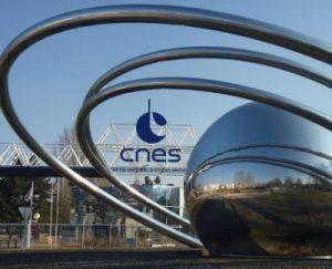 entrée CNES