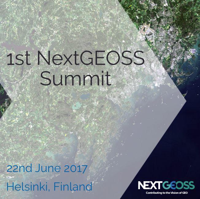 first next geoss