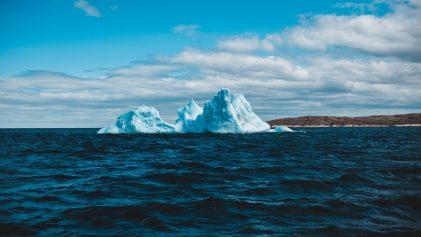iceberg en mer