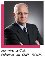 Jean-Yves Le Gall CNES