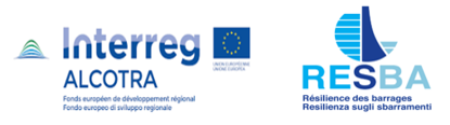 Interreg RESBA logos