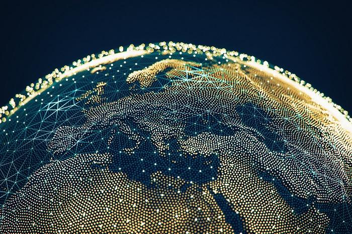localisation objets connectés sur la Terre