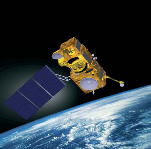 Sentinel-3 Satellite