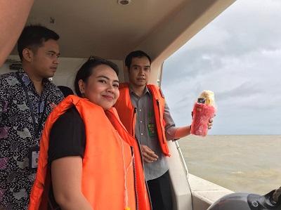 scientifiques indonésiens
