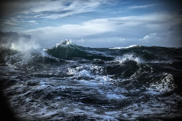 tempête océan